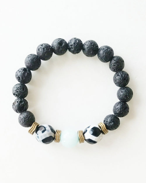 Lil Kitty Bracelet || Essential Oil || Choose Color