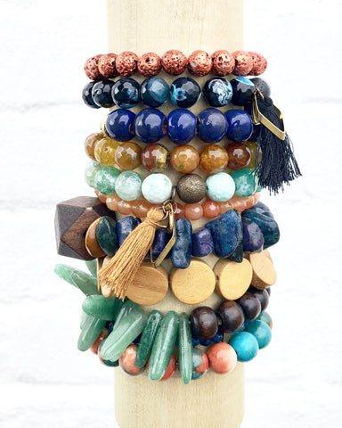 BRACELET BAR || CREATE YOUR OWN || 12 STYLES