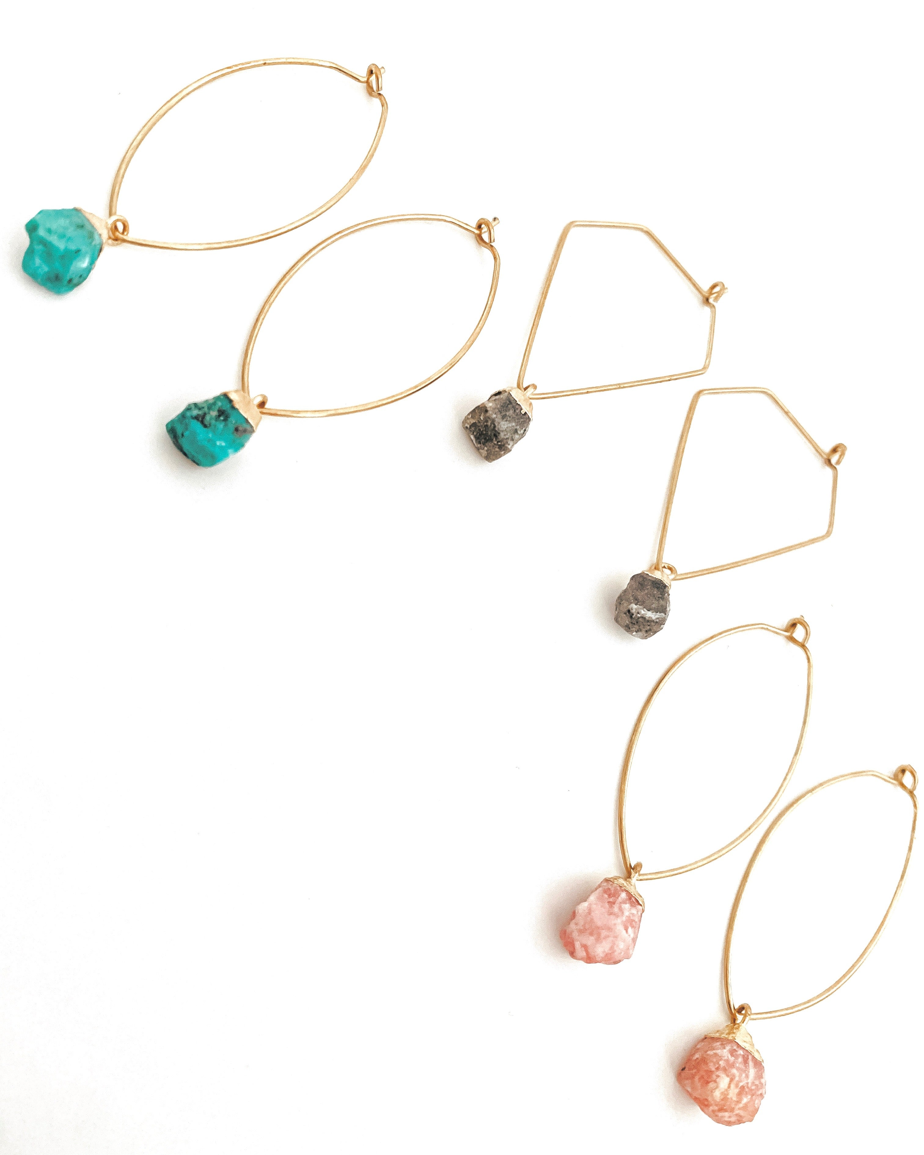 Eris Earrings || Choose Color