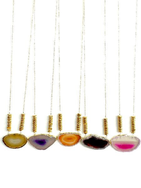 Amelia Necklace || Choose Color