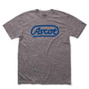Main Logo Tee - Heather Grey