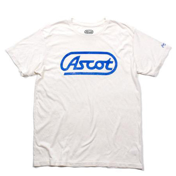 Main Logo Tee - White Smoke