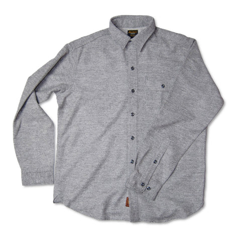 Dickies Moto Long Sleeve Work Shirt - Burnt Orange