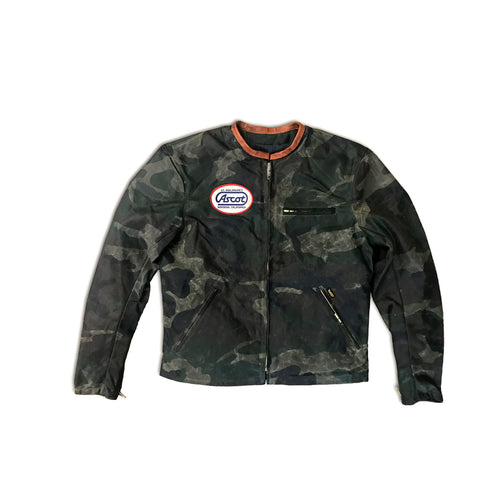 Bates Canvas Traveler Camo