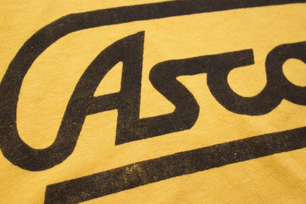 Main Logo Tee - Dirty Gold - Ascot Motorsports - 3