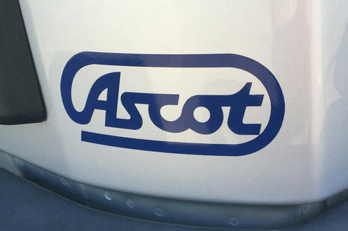 Small Decal - Ascot Motorsports - 2
