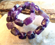 Amethyst Crystal Goddess Necklace