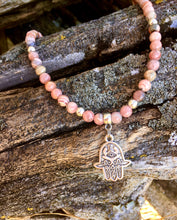 Third Eye Hamsa Necklace