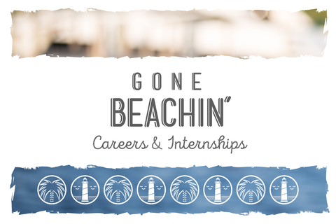 Gone Beachin' Careers & Internships