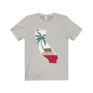 California Beachin' State T-Shirt - Gone Beachin'
