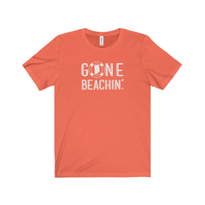 Gone Beachin' Indiana Unisex T-Shirt