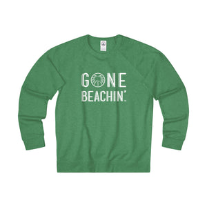 Gone Beachin' Salted French Terry Crew - Gone Beachin'