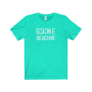 Gone Beachin' New Hampshire Unisex T-Shirt - Gone Beachin' Apparel Co.