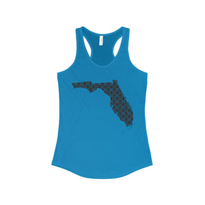 Florida State Gone Beachin' Racerback Tank - Gone Beachin' Apparel Co.