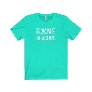 Gone Beachin' Alabama Unisex T-Shirt - Gone Beachin'