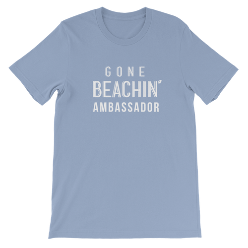 Share the Mission Custom Unisex T-Shirt (Ambassadors Only)