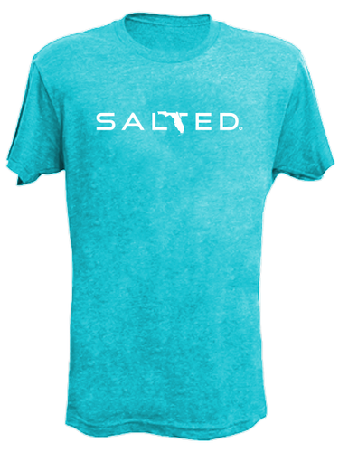 Salted Florida - Gone Beachin' Apparel Co.