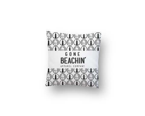 Gone Beachin' Apparel Company , Travel Pillow - Gone Beachin' Apparel Co., Gone Beachin' Apparel Co.
