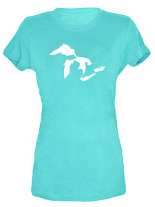 Great Lakes Simplified - Gone Beachin' Apparel Co.