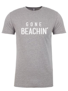 Gone Beachin' Tee - Gone Beachin' Apparel Co.