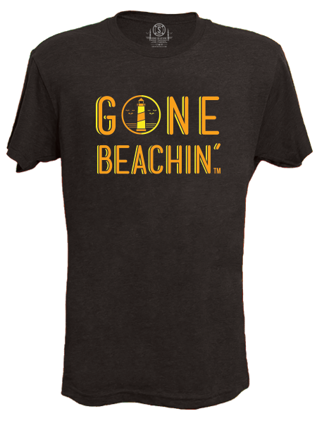 Gone Beachin' Lighthouse - Gone Beachin' Apparel Co.