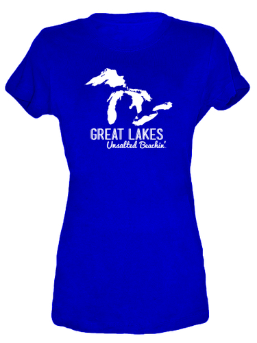 Great Lakes Unsalted Beachin' - Gone Beachin' Apparel Co.
