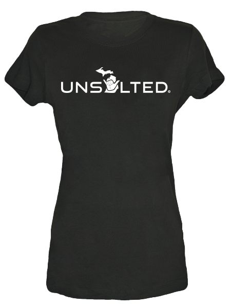 Hang Loose Michigan Unsalted , Tees - Gone Beachin' Unsalted, Gone Beachin' Apparel Co.