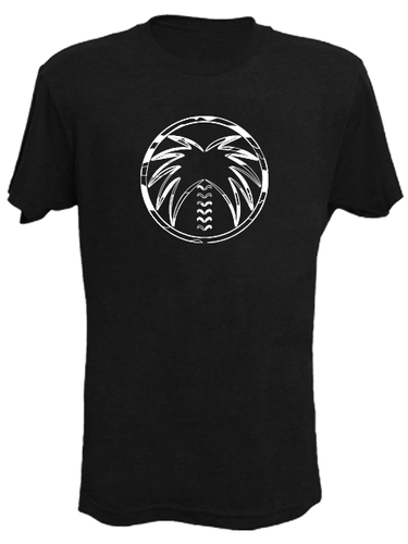 Palm Tree Eroded - Gone Beachin' Apparel Co.