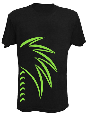 Side Palm Tree , Tees - Gone Beachin' Salted, Gone Beachin' Apparel Co.
