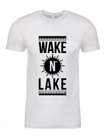 Wake N' Lake , Tees - GBAC, Gone Beachin' Apparel Co.