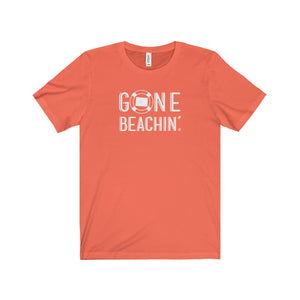 Gone Beachin' Wyoming Unisex T-Shirt - Gone Beachin' Apparel Co.