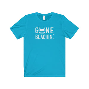 Gone Beachin' Kansas Unisex T-Shirt - Gone Beachin'