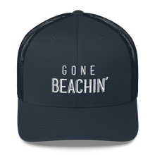 Gone Beachin' Trucker Hat - Gone Beachin'