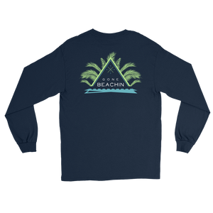 Gone Beachin' Paradise Long Sleeve Shirt