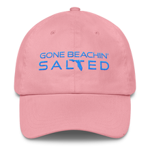 Gone Beachin' Salted Florida Hat - Gone Beachin'