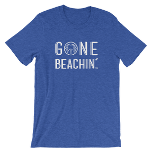 Gone Beachin' Salted Unisex T-Shirt - Gone Beachin'