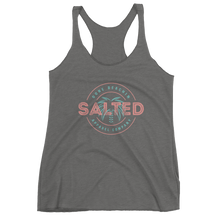 SALTED Women's Racerback Tank Top