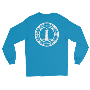 Unsalted Logo Crest Long Sleeve Shirt