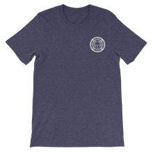 Salted Logo Crest Unisex Short Sleeve T-shirt - Gone Beachin'