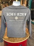 Ventura Coordinates T-Shirt Long Sleeve