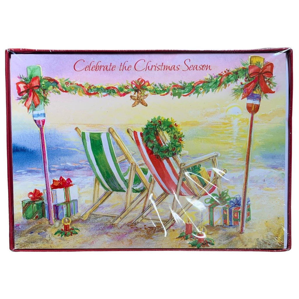 'Celebrate the Christmas Season' Holiday Cards - Very Ventura Gift Shop & Gallery