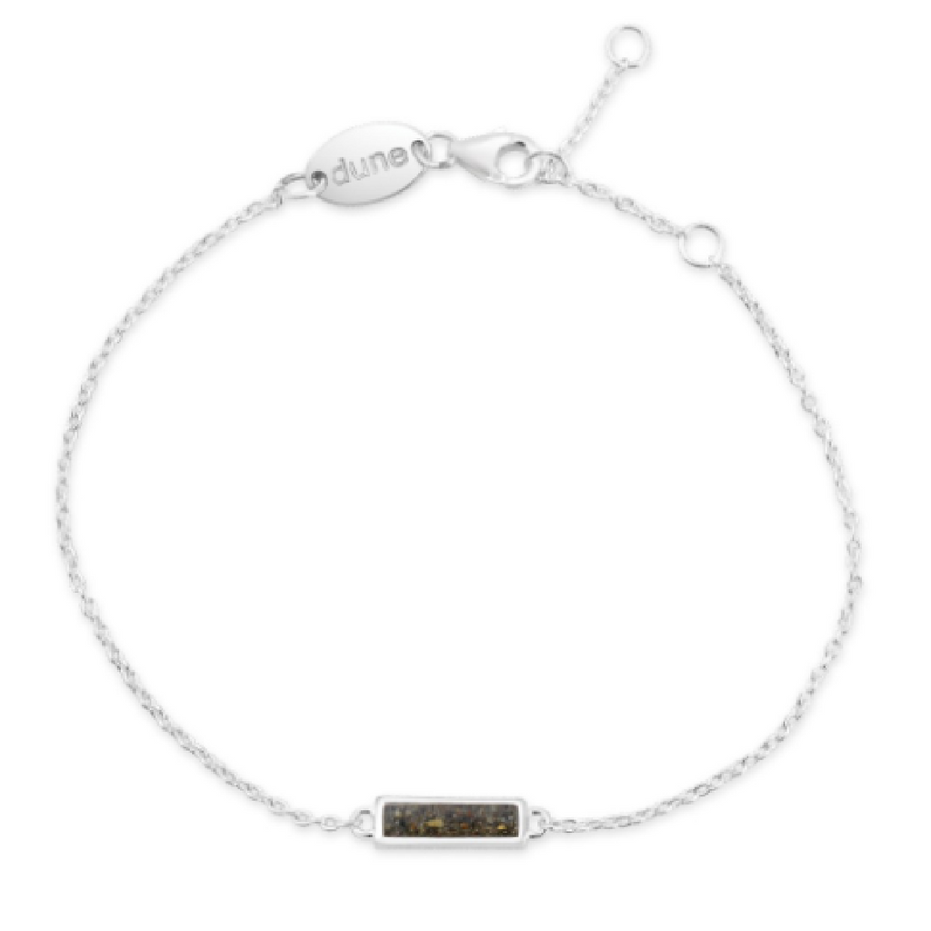 Bar Bracelet - Delicate Dune - Very Ventura Gift Shop & Gallery