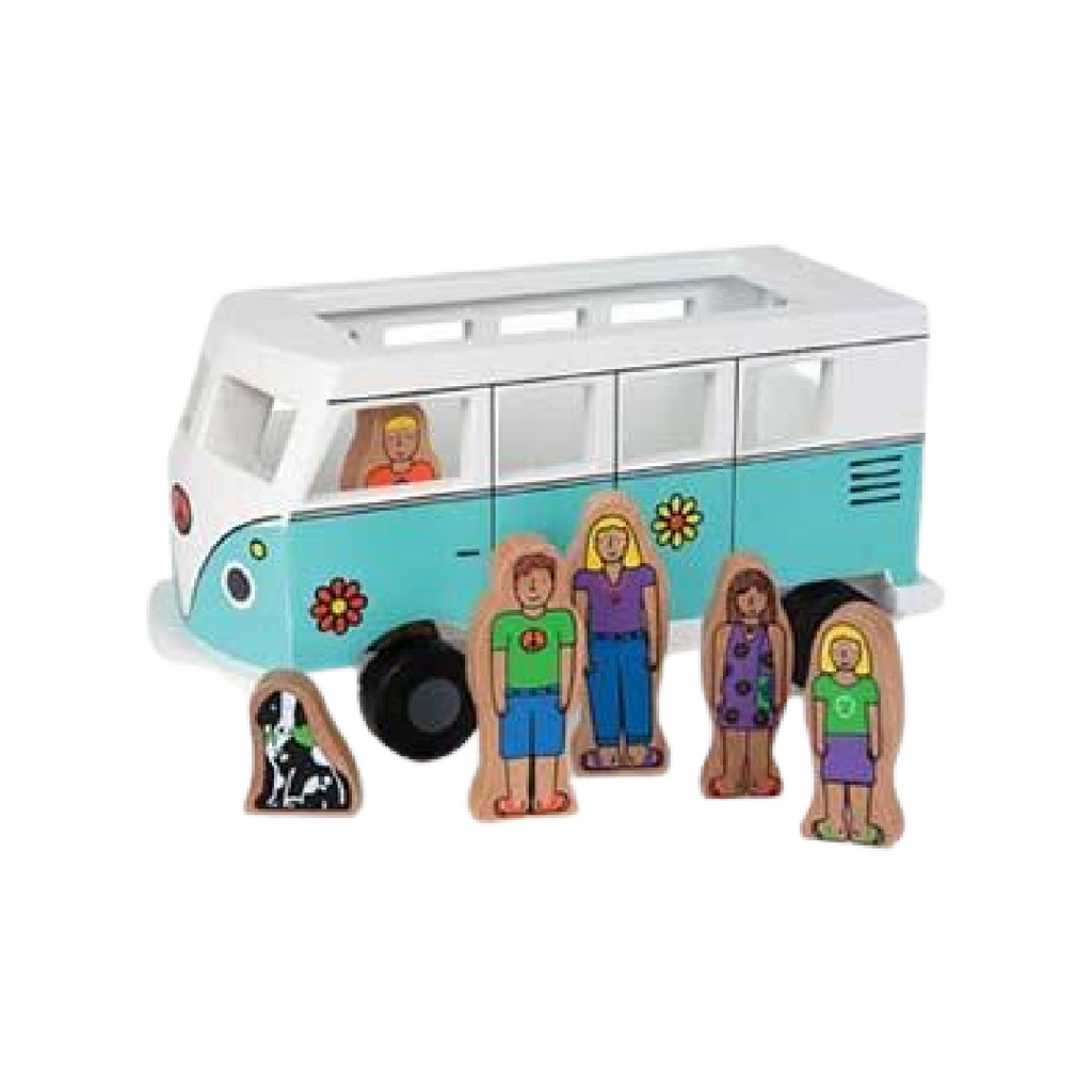 Love Bus Toy - Very Ventura Gift Shop & Gallery