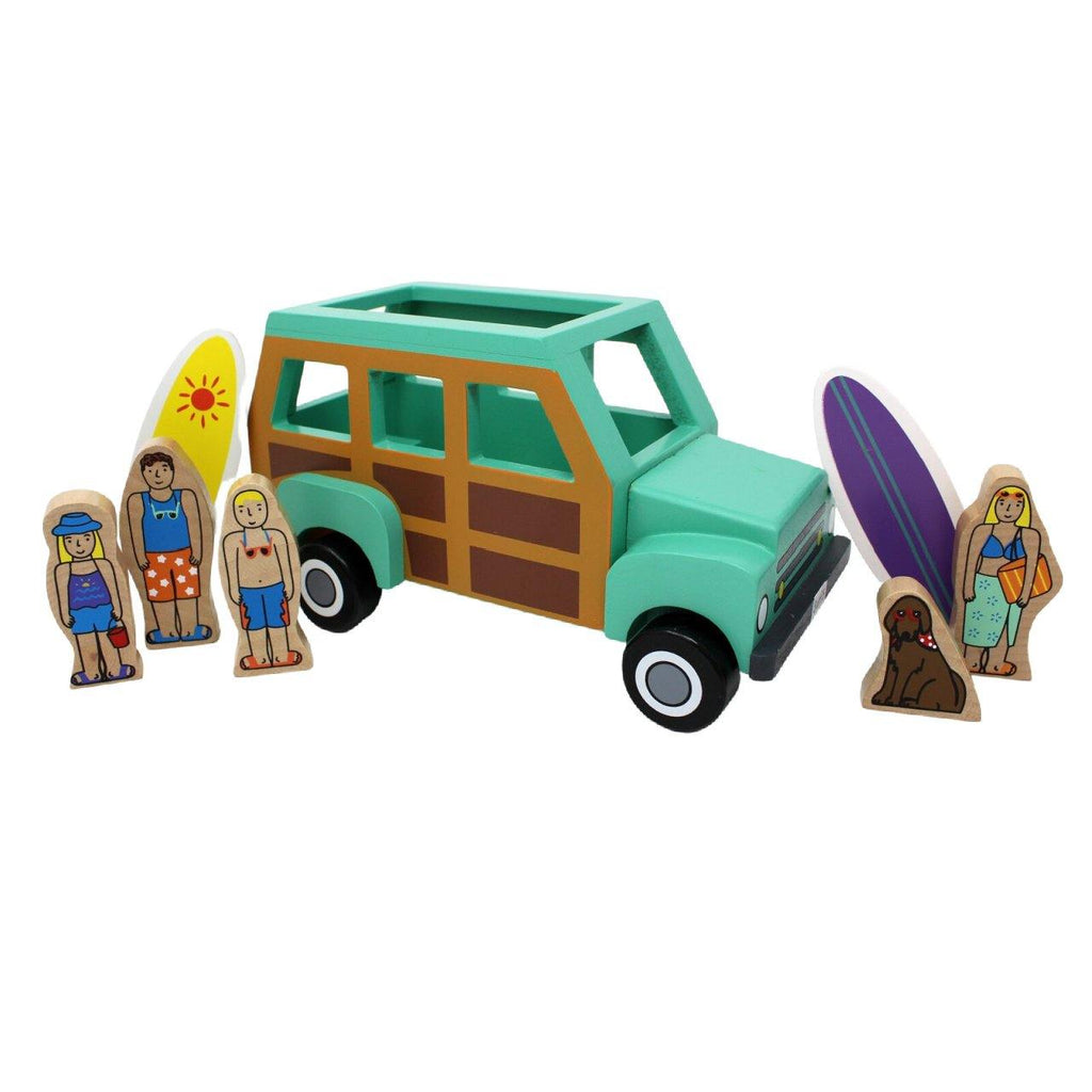 Surf Van Toy - Very Ventura Gift Shop & Gallery