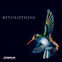 REVOLUTIONS CD - Music for Percussion