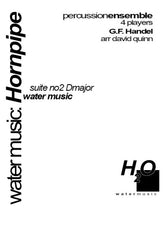 Water Music: Hornpipe from Suite no.2 in D major