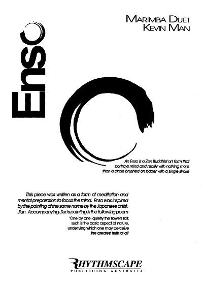 ENSO for Marimba Duo
