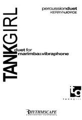 TANK GIRL (Duo Marimba and Vibraphone)