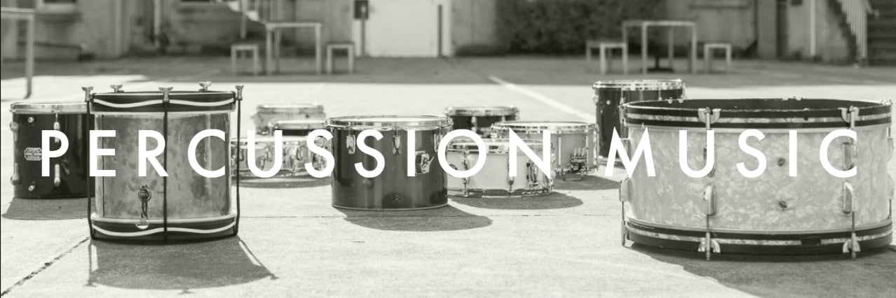 Rhythmscape New Works for Percussion