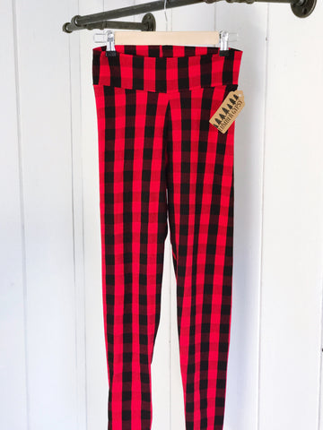 Lumber Jackie Leggings